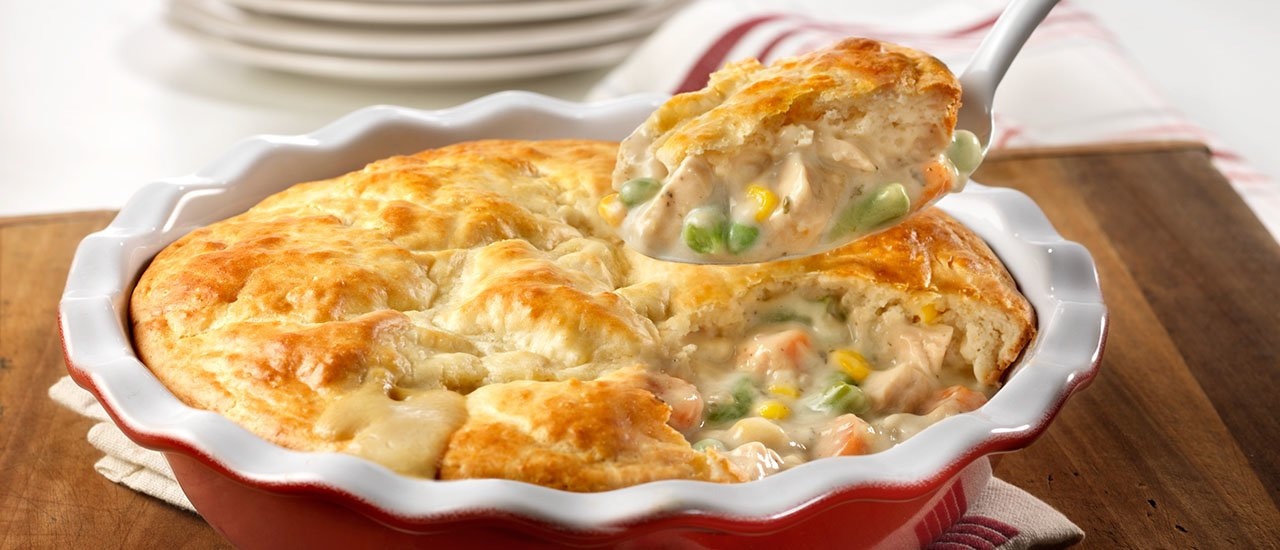 Quick Chicken Pot Pie Recipe
