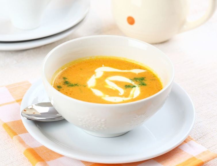 Carrot Soup - A Friend of Healthy Lifestyle recipe