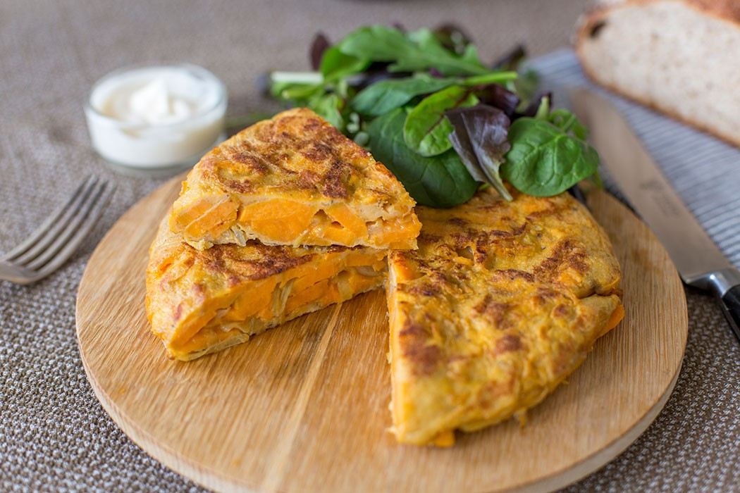 Spanish Potato Omelette recipe