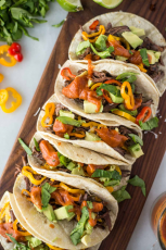 Mexican Beef Fajitas recipe