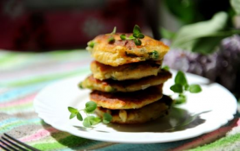 Vegan Indian Pancakes recipe