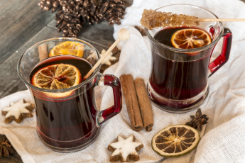 Warming Mulled Wine recipe