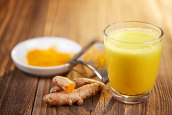 Golden Turmeric Milk recipe